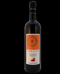 Il Palagione Italiaanse biologische rode wijn Trevite Toscana Rosso