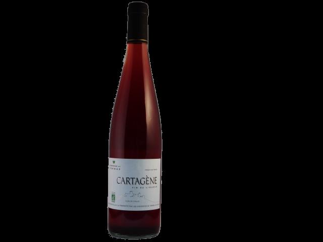 Cartagene rouge - biologische rode dessertwijn uit Languedoc