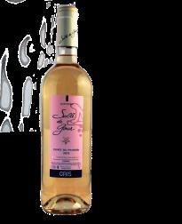 Salle de Gour Gris - zeer lichte rosé uit Languedoc.