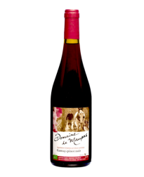 Domaine de Maupas Gamay-Pinot Noir biologische rode wijn uit Rhone bij Vinopura