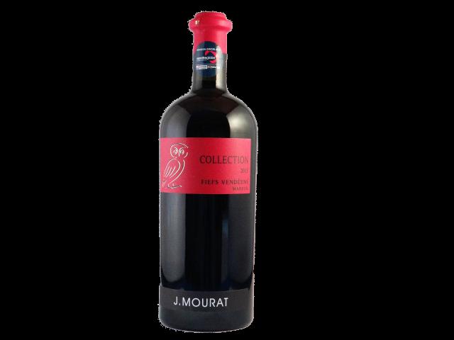 Mourat Collection rouge - rode wijn uit Loire