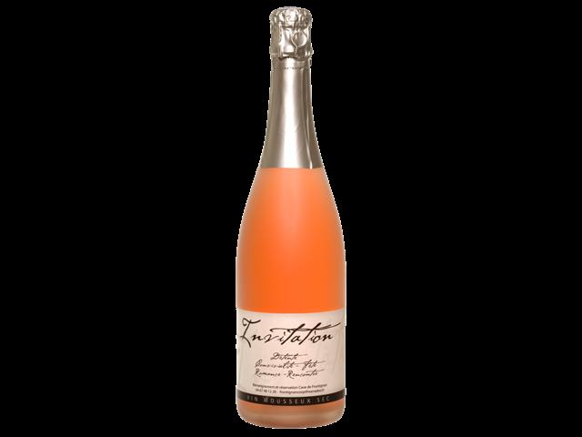 Frontignan Invitation - mousserende rosé sec