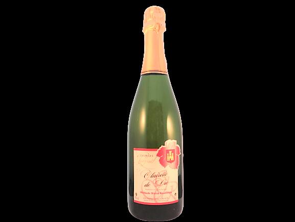 Clairette de Die - licht zoete mousserende wijn uit de Drome
