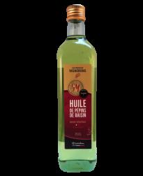 druivenpit olie uit Tornac Sud de France bij VInopura