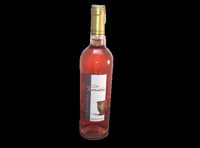 Tornac Les Tournaires rosé - rosé uit Languedoc