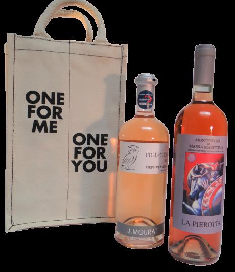 VinoPura - cadeau set rosé wijn