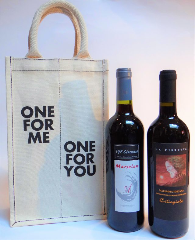 VinoPura - Stoere Mannen - cadeauset stoere wijnen