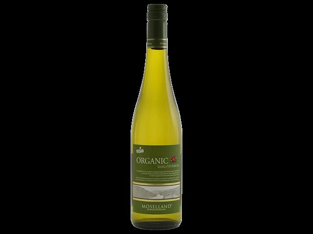 Moselland Organic - biologische licht zoete witte wijn uit Duitsland
