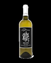 Solcanto Alcamo bianco - witte biologische wijn van Antonello Cassara