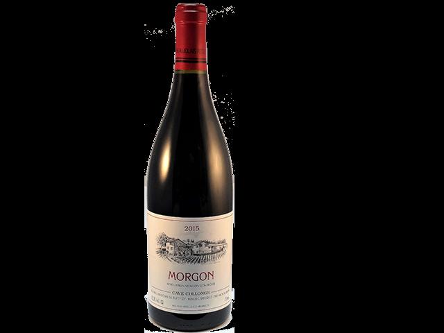 Beaujolais Morgon - Domaine de Thizy - Christophe Collonge