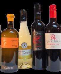 voordeelpakket biologische wijnen Europa VinoPUra