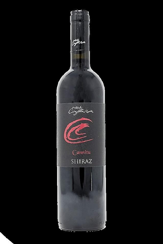 Antonello Cassara - Cannitu Shiraz - biologische wijn van Sicilië - exclusief bij Vinopura
