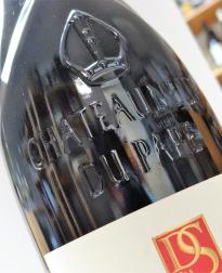 Chateauneuf de Pape biologisch - officiele fles