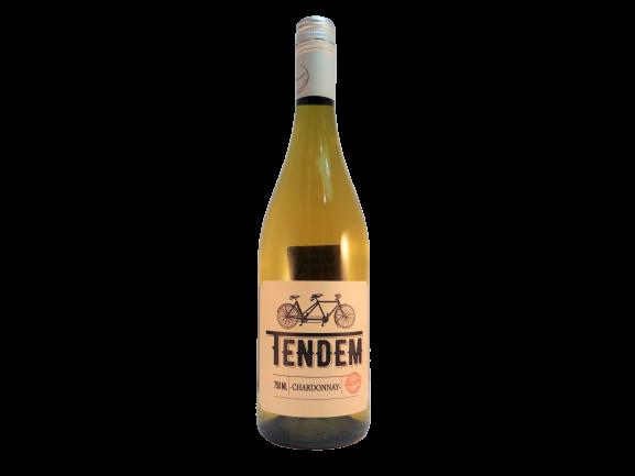Tendem Chardonnay bij Vinopura