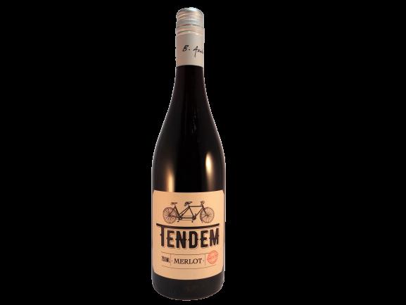 rTendem wijn merlot - huismerk VinoPura
