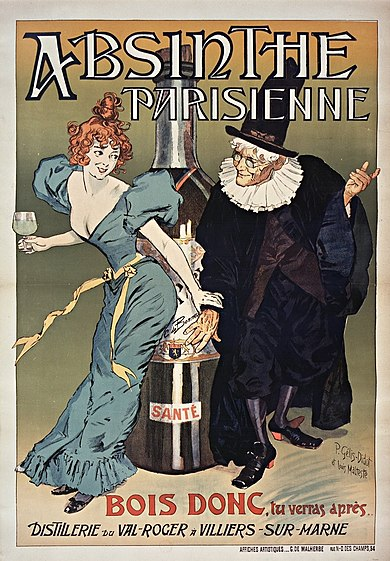 Absinthe - de originele absint bij Vinopura.