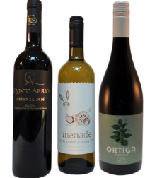 VinoPura voordeelpakket Spaanse biologische wijnen