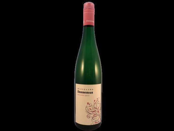 Dassemus Solaris - biologische witte wijn uit Chaam