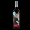 H-Hero rosso biologische rode wijn met Superman op etiket van Vinopura