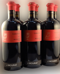 Mourat Collection rouge rode biologische wijn uit Loire van Mourat bij Vinopura