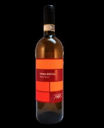 biologische Orange wijn Vigna Rocca Albana Secco van Tre Monti bij Vinopura