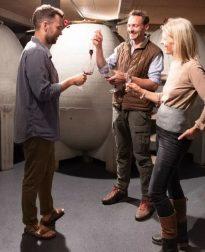 maker van Meinklang wijnen bij Vinopura