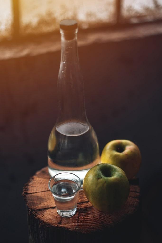Calvados appel brandewijn