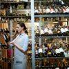 Italiaanse wijnkelder