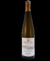 biologische Riesling wijn uit de Elzas - witte wijn van Charles Baur bij Vinopura