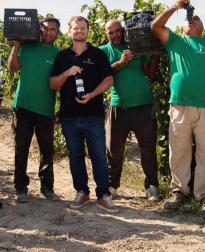 biologische wijnmakers van Antica Enotria bij VinoPura
