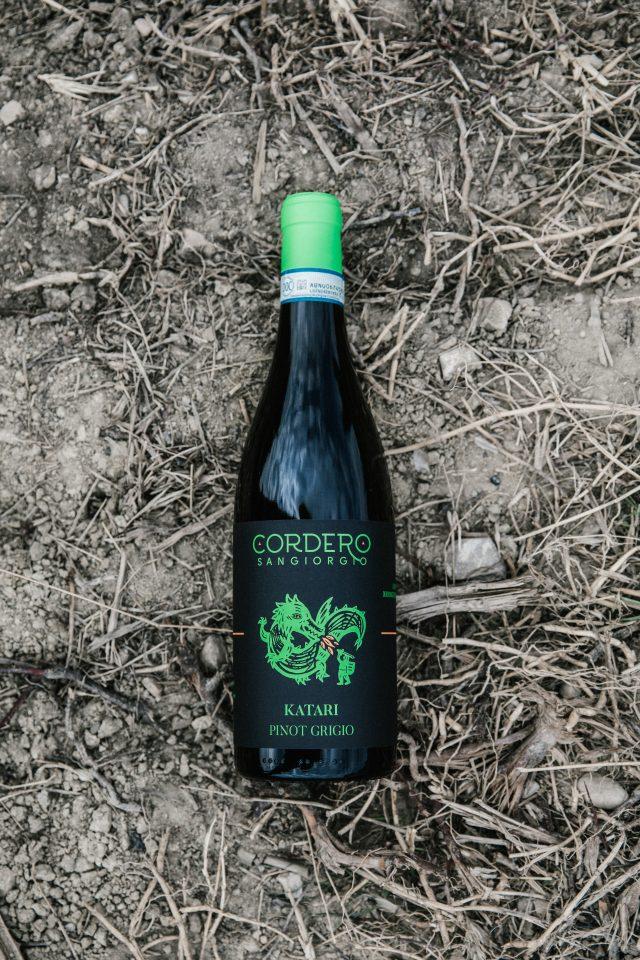 Katari biologische Pinot Grigio bij VInoPura