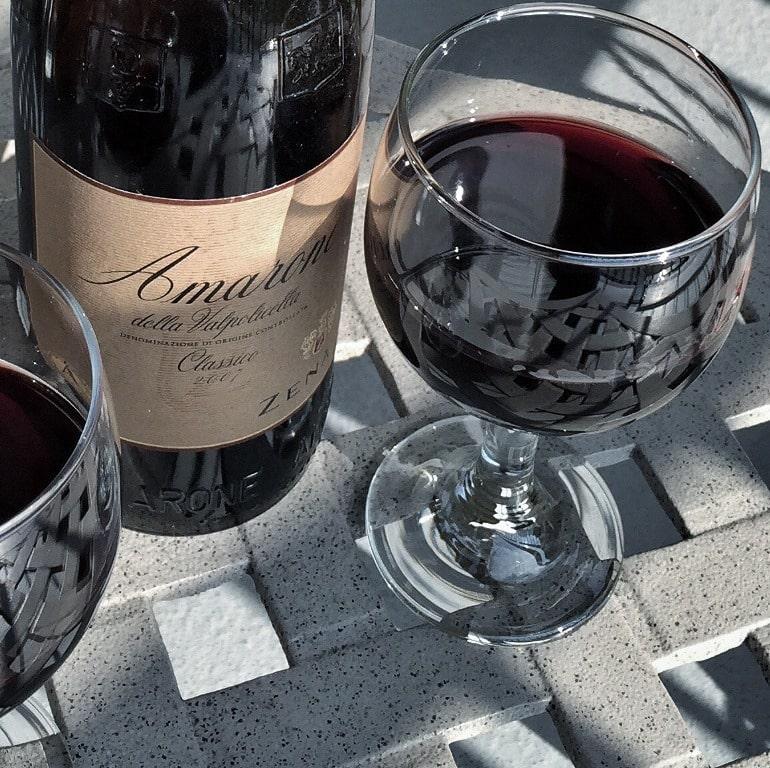 Amarone wijn