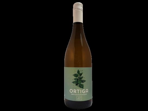 Ortiga Airen Sauvignon blanc biologische witte wijn