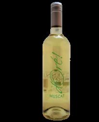 Biologische witte wijn d'Oré Muscat van Vignerons de Tornac