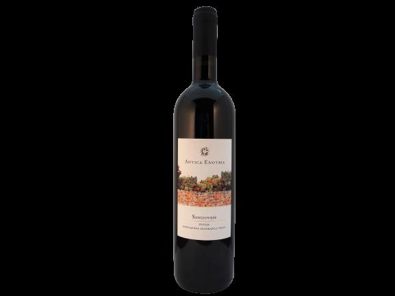 Antica Enotria Sangiovese wijn uit Puglia
