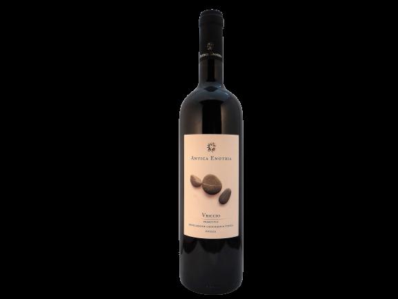 Antica Enotria Primitivo wijn 'Vriccio'
