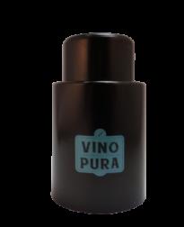 handige wijndop: dop en pomp in een